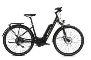 E-Bike tiefer Einstieg