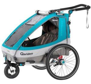 Qeridoo Sportrex 2 als Buggy