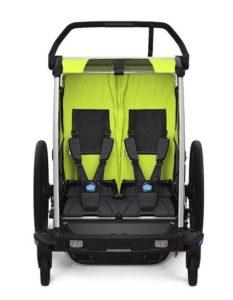 Thule Chariot Cab Innenraum