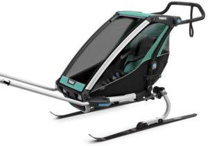 Thule Chariot Lite 1 Skiset