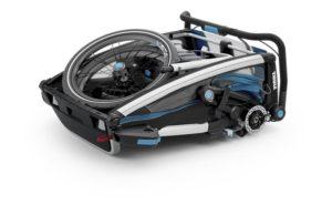 Thule Chariot Sport falten