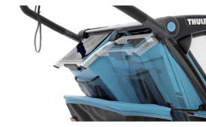 Thule Chariot Sport Sitz neigen