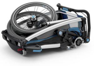 Thule Chariot Sport 1 falten