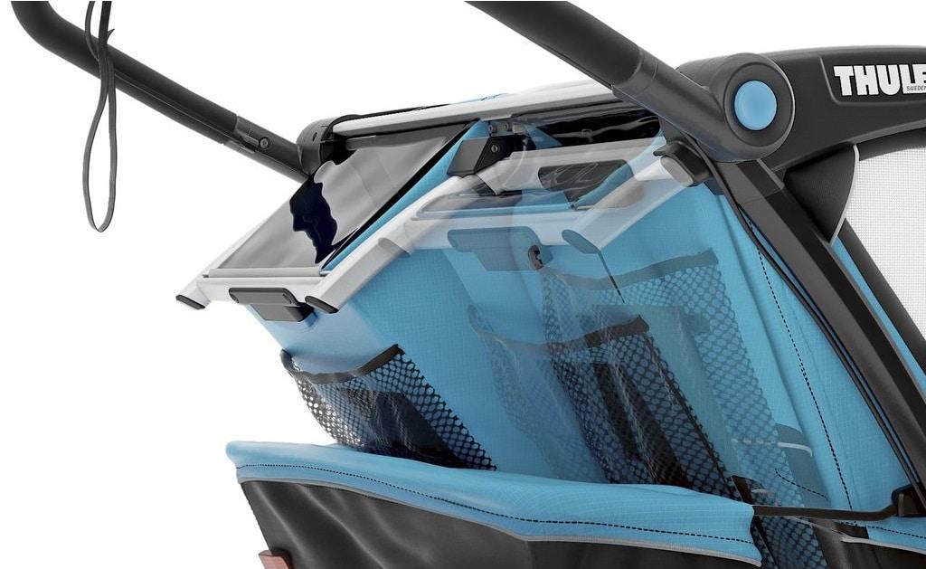 Thule Chariot Sport 2 Sitze neigen