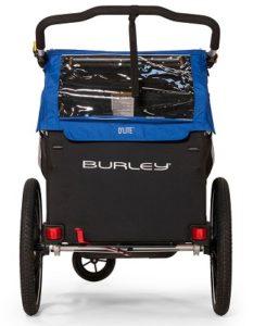 Burley D'lite hinten