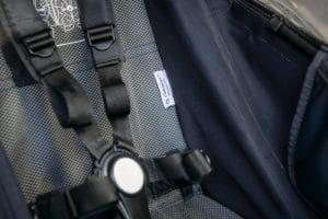 Croozer 5-Punkt-Sicherheitsgurt