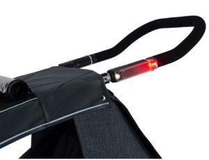 Croozer Kid Vaaya 1 Sensorlicht