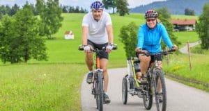 Fahrradtouren in Österreich