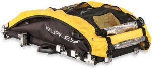 Burley Tail Wagon falten