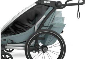 Thule Chariot 2 2021 Sitze neigen